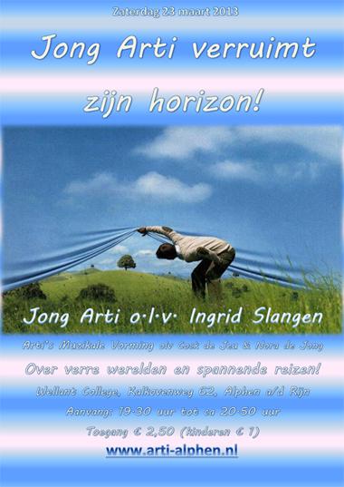 Flyer-Jong-Arti-verruimt-zijn-horizon-23mrt13 kl