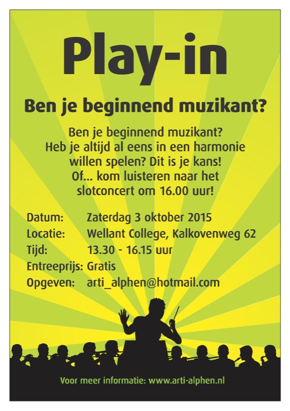 Arti Alphen Play-in